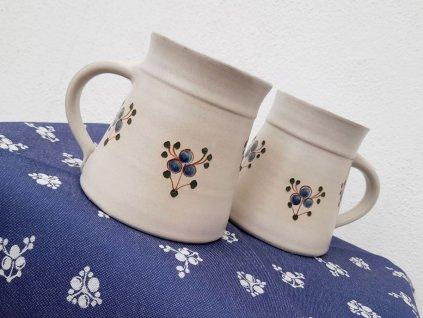 hrnek korbel keramika Modrenka 20210323 092000