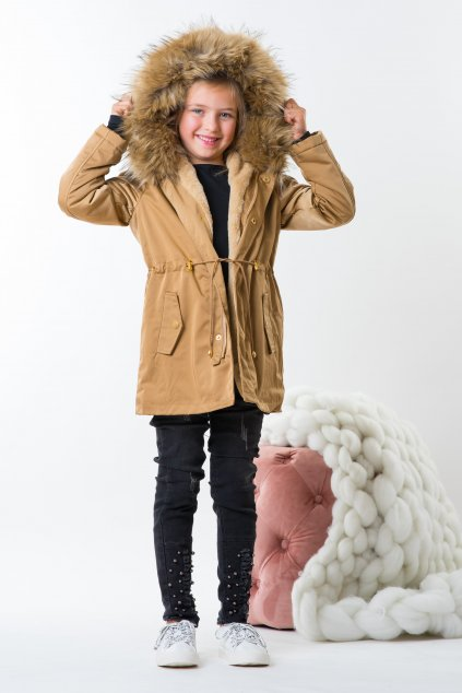 Parka Beauty Beige