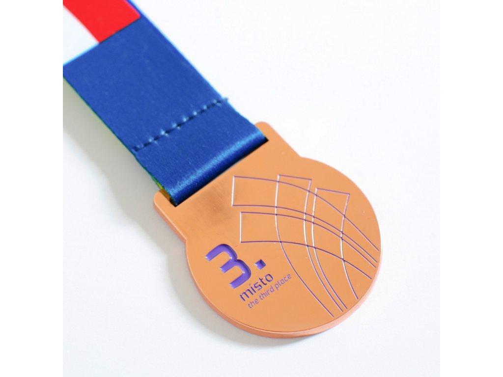 medaile bronzová craft 2020 1