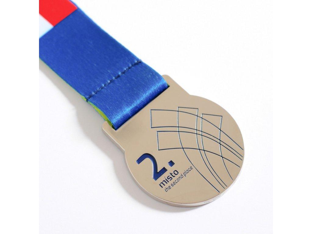 medaile stříbrná craft 2020 1
