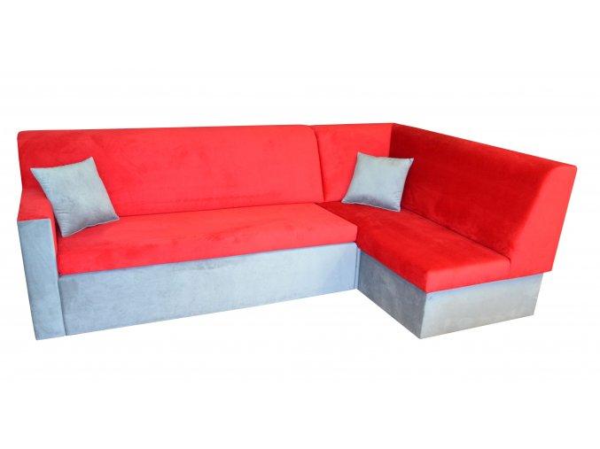 Lakky III. červená