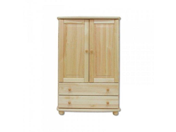 Masivní dřevěná komoda borovice masiv masiv 155
