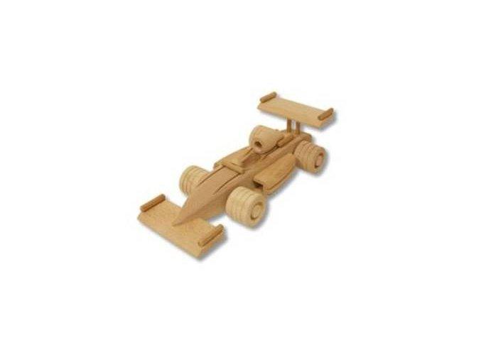 Dřevná hračka Formule D111
