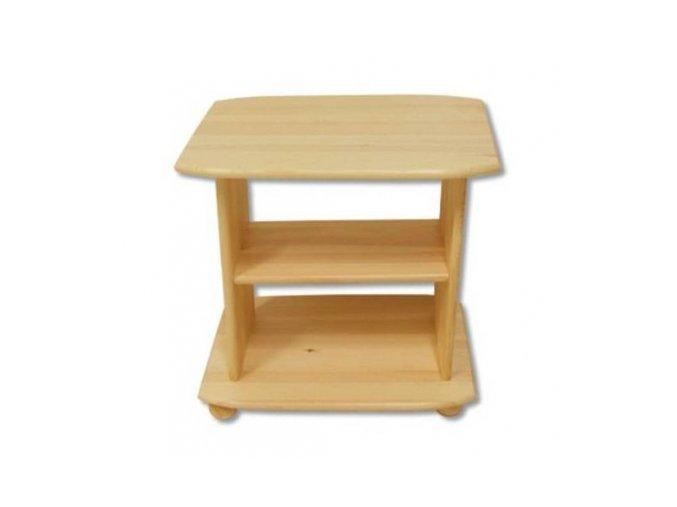 Dřevěný televizní stolek z borovice masiv masiv 110