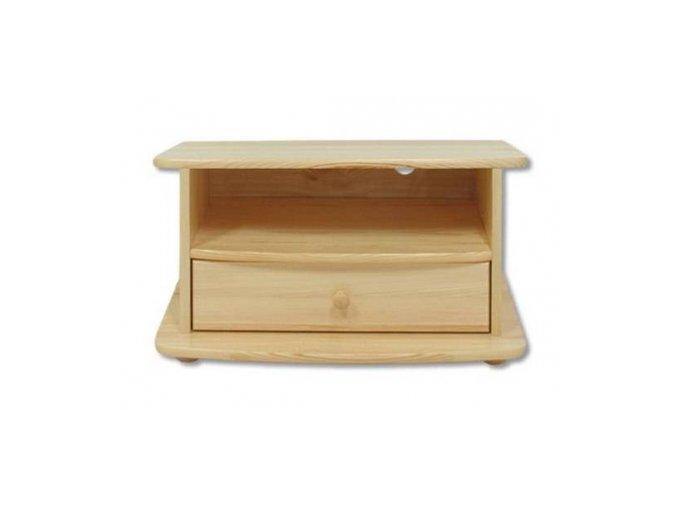 Dřevěný televizní stolek z borovice masiv masiv 109