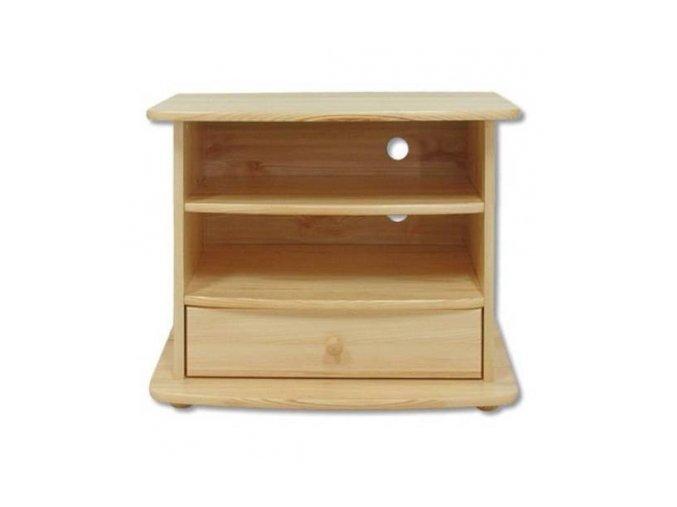 Dřevěný televizní stolek z borovice masiv BM108