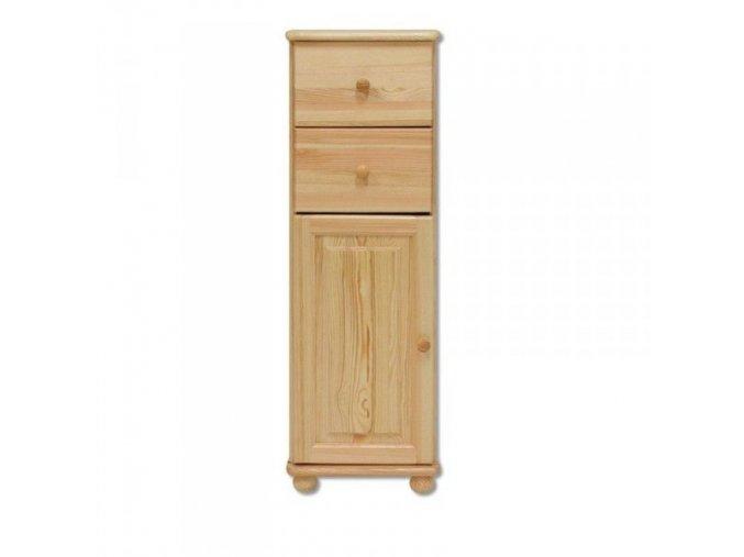 Dřevěná komoda masiv 128 borovice