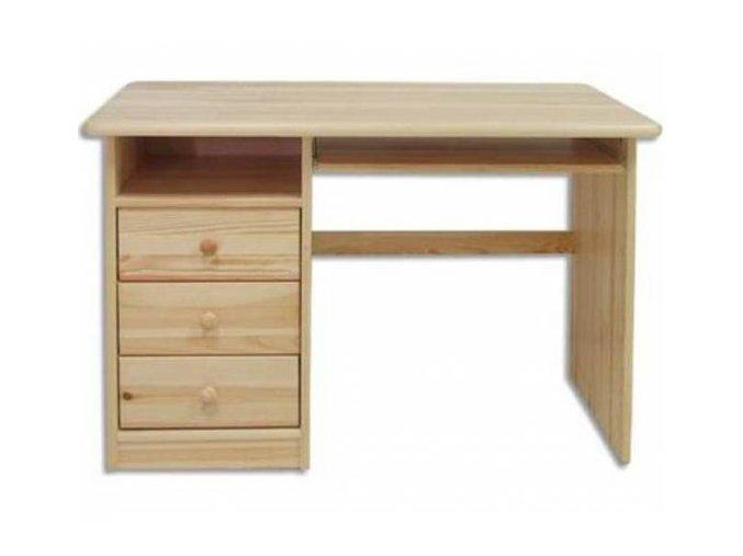 Dřevěný psací stůl MASIV 103 z borovice