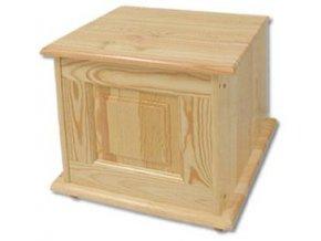 Dřevěná truhla BM101 borovice masiv