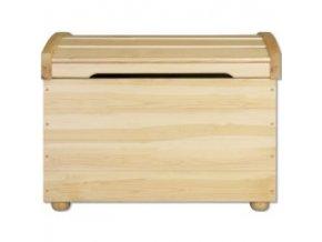 Dřevěná truhla BM105 borovice masiv