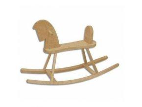 Dřevěný houpací koník D259