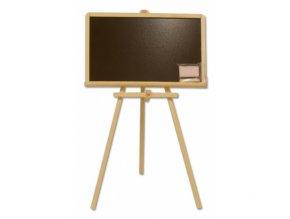 Dětská dřevěná tabule D269 borovice masiv