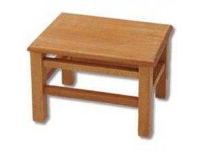 Dřevěný taburet BM254 buk
