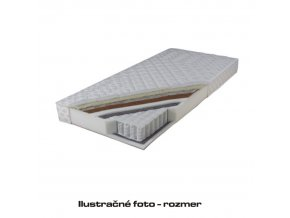 Matrace Palmeo - 180/200/18 cm