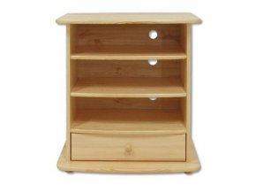 Dřevěný TV stolek 107 borovice masiv