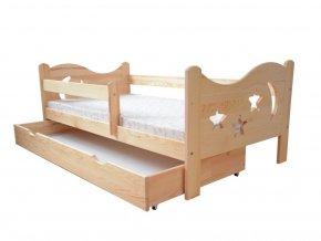 Dětská postel KIDS-DP021 70 x 160 cm