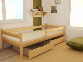 Dětská postel KIDS-DP027 70 x 160 cm