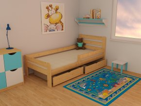 Dětská postel KIDS VMK001C 70 x 160 cm
