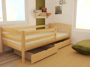 Dětská postel KIDS-DP 020 70 x 160 cm