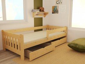 Dětská postel KIDS-DP022 70 x 160 cm
