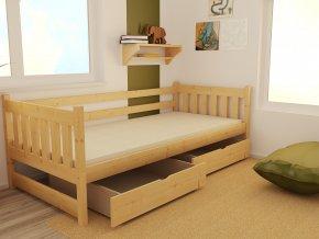 Dětská postel KIDS-DP024 70 x 160 cm