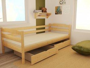 Dětská postel KIDS-DP007 70 x 160 cm