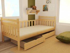 Dětská postel KIDS-DP003 70 x 160 cm
