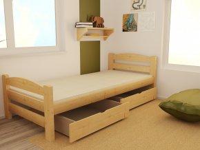 Dětská postel KIDS-DP 008 80 x 160 cm