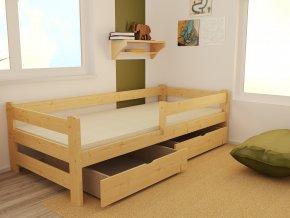 Dětská postel KIDS-DP 019 80 x 160 cm