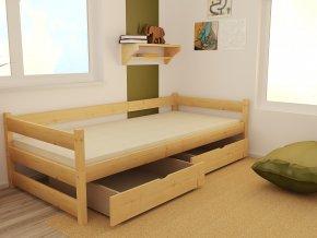 Dětská postel KIDS-DP 023 80 x 170 cm
