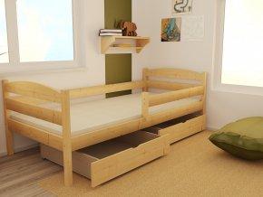 Dětská postel KIDS-DP 017 80 x 170 cm