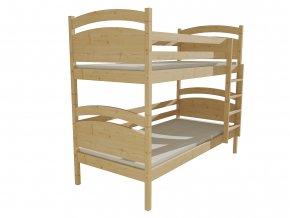 Patrová postel PP 006 80 x 180 cm
