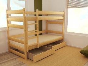 Patrová postel PP 014 90 x 200 cm