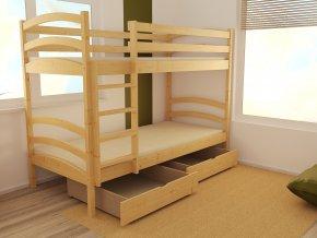 Patrová postel PP 016 90 x 200 cm