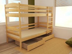 Patrová postel PP 018 90 x 200 cm