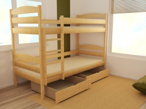 Patrová postel PP 004  90 x 200 cm