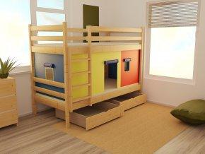 Patrová postel PP 011 90 x 200 cm