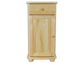 Dřevěná komoda msaiv 158 z borovice