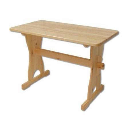 Jídelní stůl borovice masiv 103 Barevné provedení: Olše