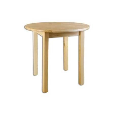 Jídelní stůl borovice masiv 105 Barevné provedení: Olše