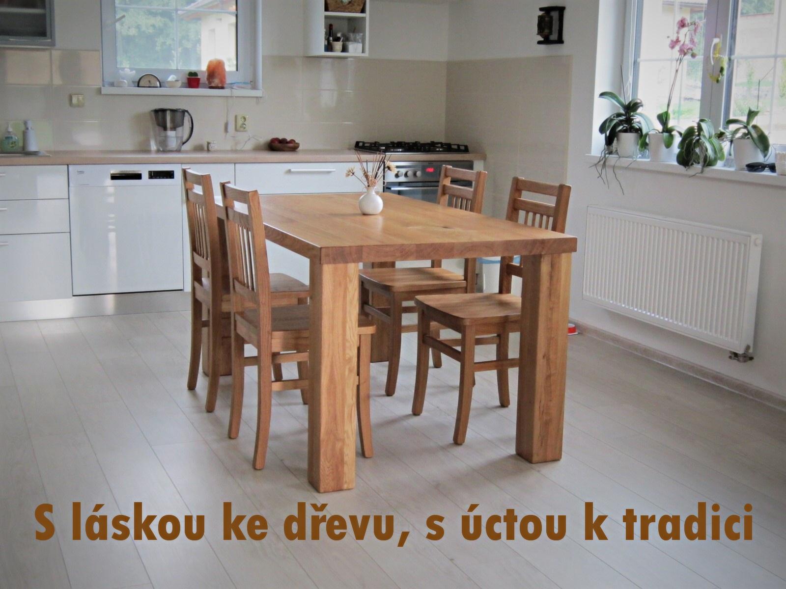 S láskou ke dřevu