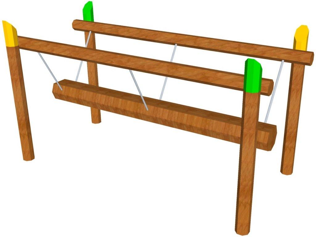 Řetězová lávka beranidlo AKÁT katalog