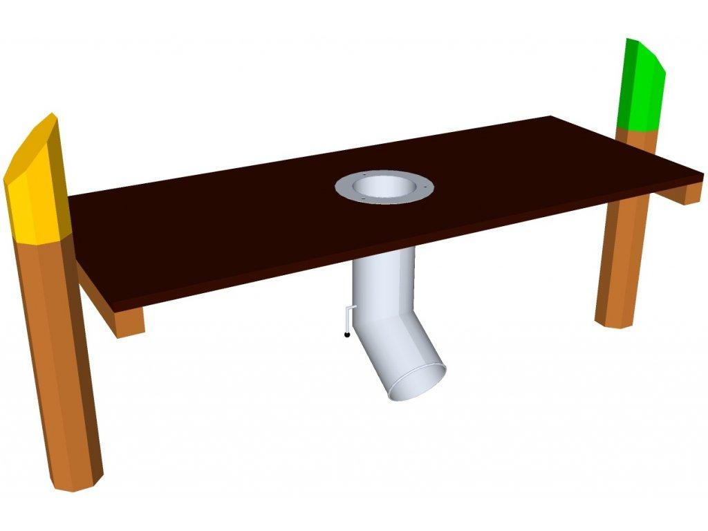 Pískový stůl AKÁT katalog