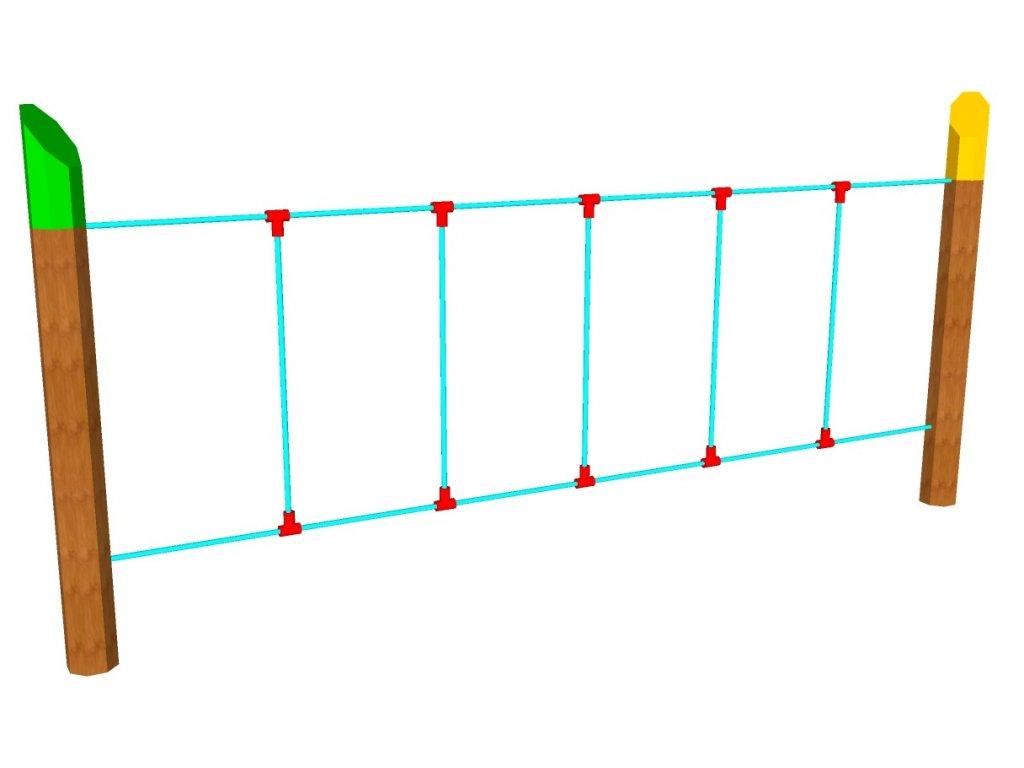 Nízká lana lanový plot katalog