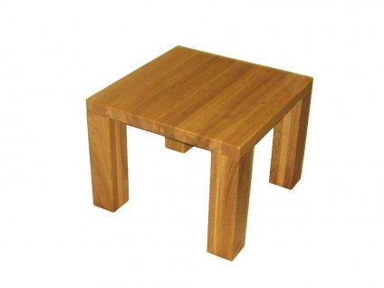 Stella dubový konferenční stolek