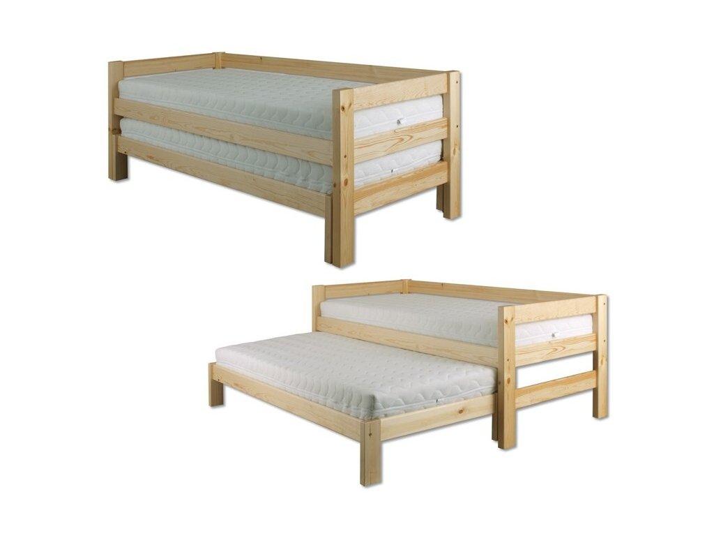 KL-134 postel výsuvná