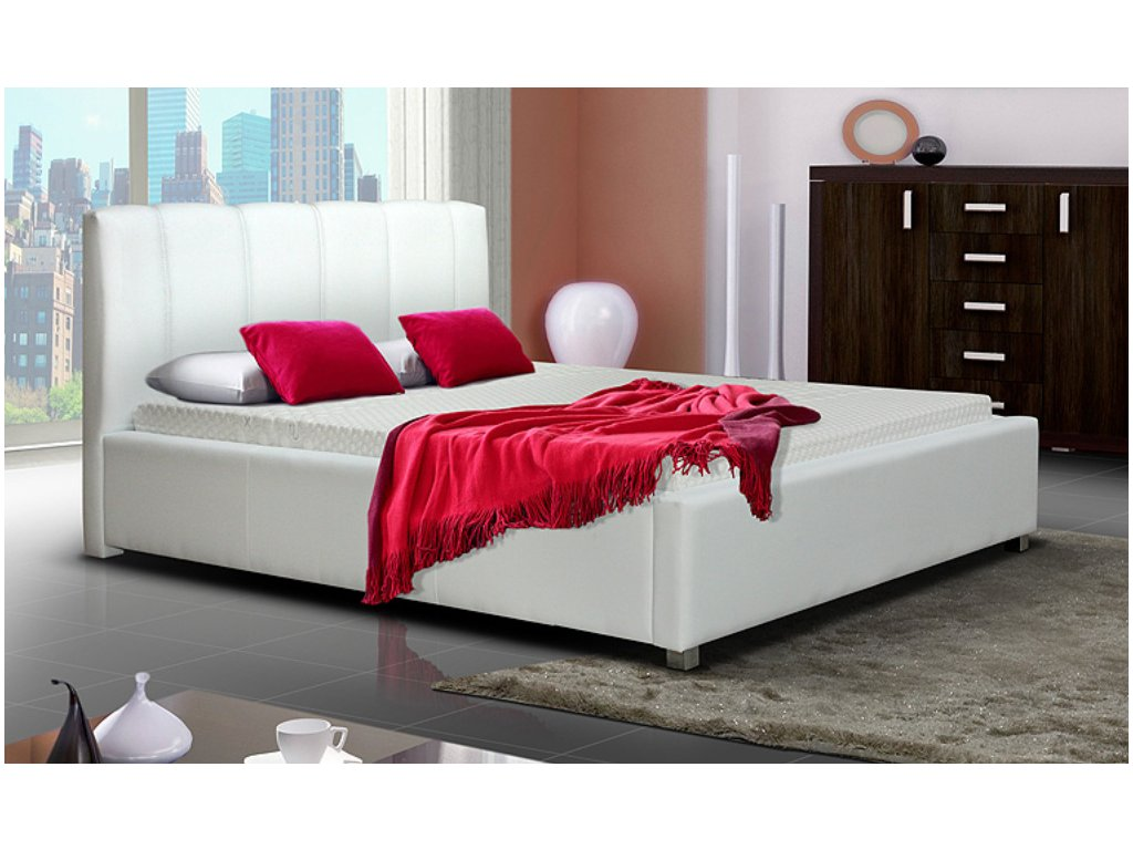 Čalouněná postel CARINA I 180 M120