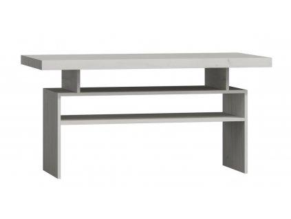 Konferenční stolek INDIANAPOLIS I-13 jasan bílý