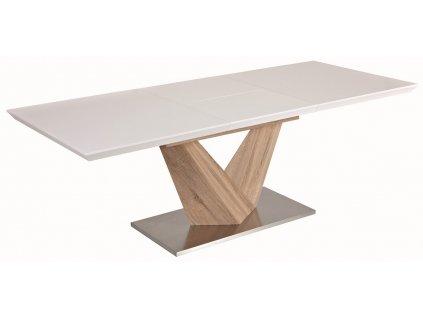 Jídelní stůl ALARAS rozkládací 140x85