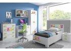 Svend - bílý nábytek nejen do dětského pokoje